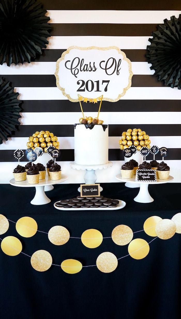 Graduation Dinner Party Ideas  25 best ideas about Graduation parties on Pinterest