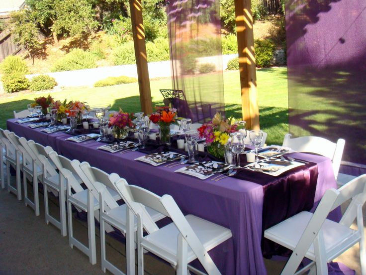 Graduation Party Ideas For Backyard  17 Best ideas about Outdoor Graduation Parties on