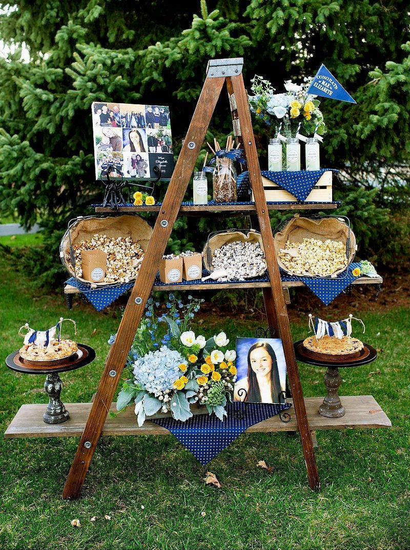 Graduation Party Ideas For Backyard  outdoor graduation party decoration ideas