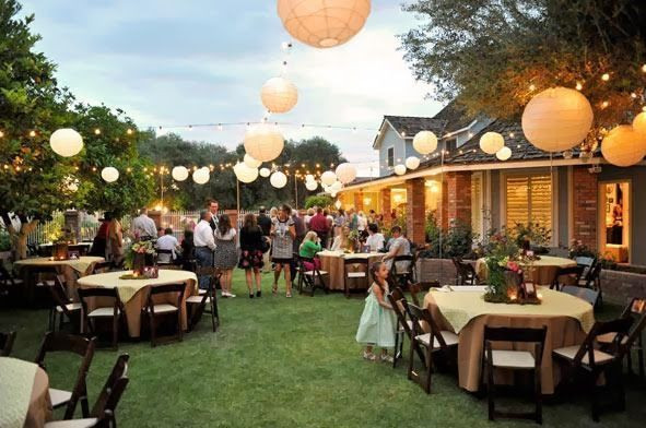 Graduation Party Ideas For Backyard  Outdoor Graduation Party Ideas