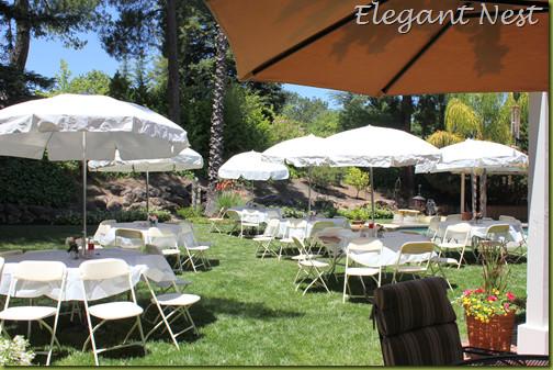 Graduation Party Ideas For Backyard  Elegant Nest Congratulations Graduate