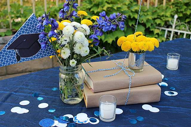 Graduation Party Ideas For Backyard  How to Throw an Awesome Graduation Party on a Bud