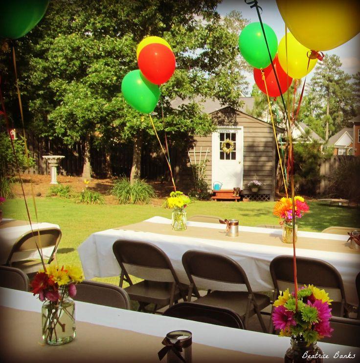 Graduation Party Ideas For Backyard  286 best images about Graduation Party Ideas on Pinterest