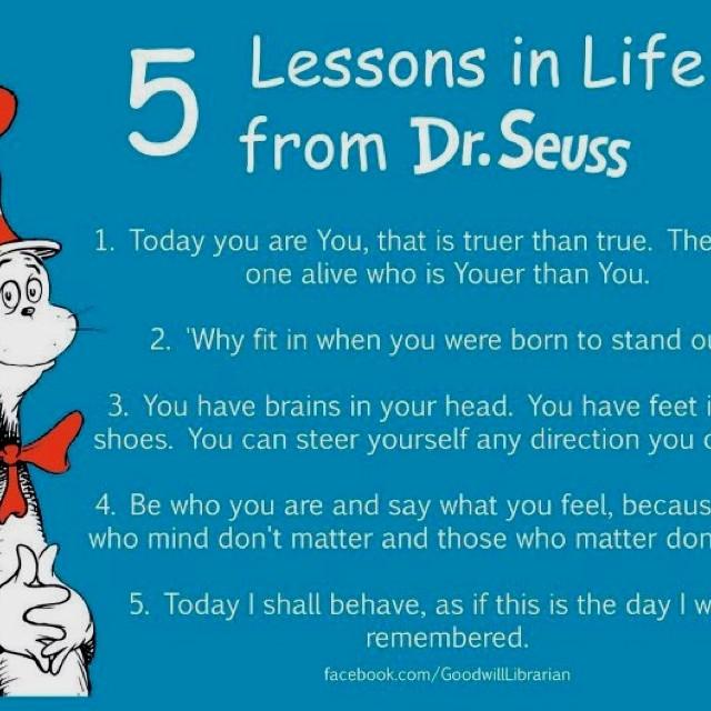 Graduation Quotes For Kids  Dr Seuss sayings Graduation Pinterest