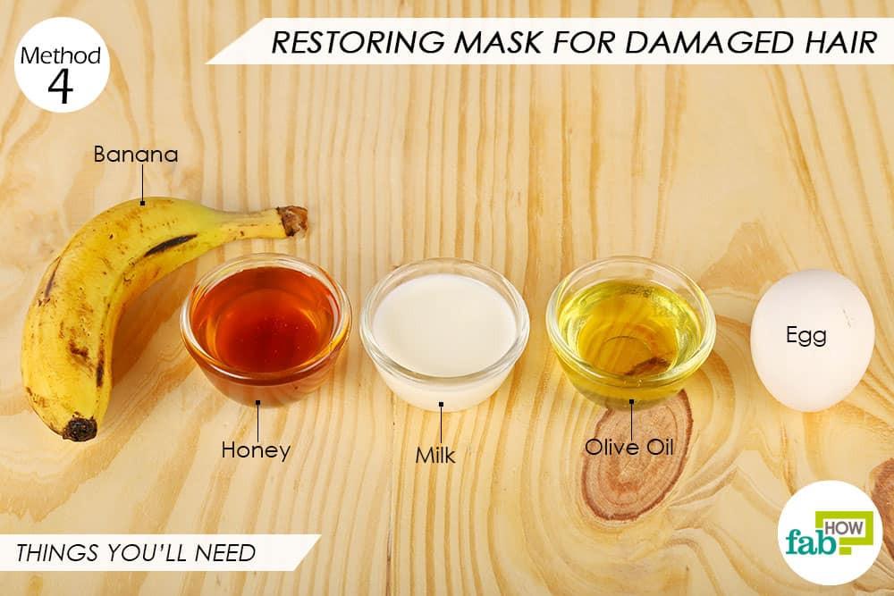 Hair Masks For Damaged Hair DIY  7 DIY Egg Mask Recipes for Super Long and Strong Hair