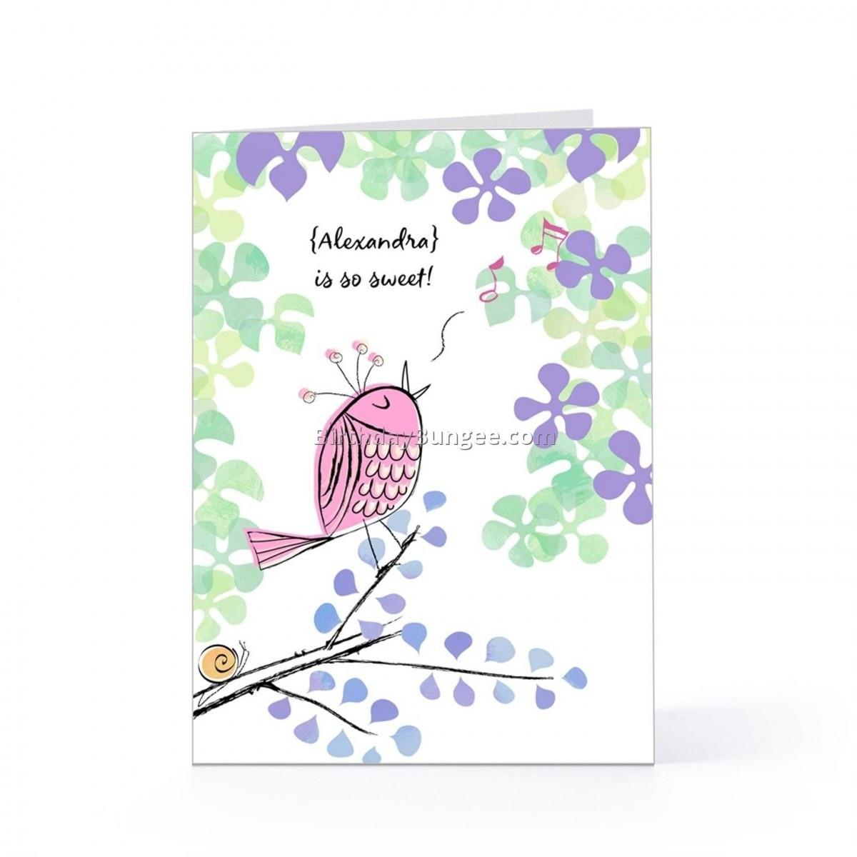 Hallmark Online Birthday Card  Free Printable Hallmark Birthday Cards