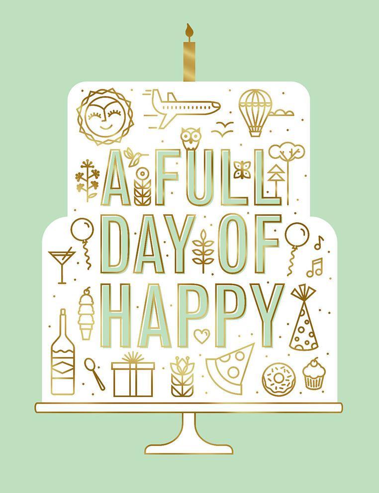 Hallmark Online Birthday Card  A Full Day of Happy Birthday Card Greeting Cards Hallmark