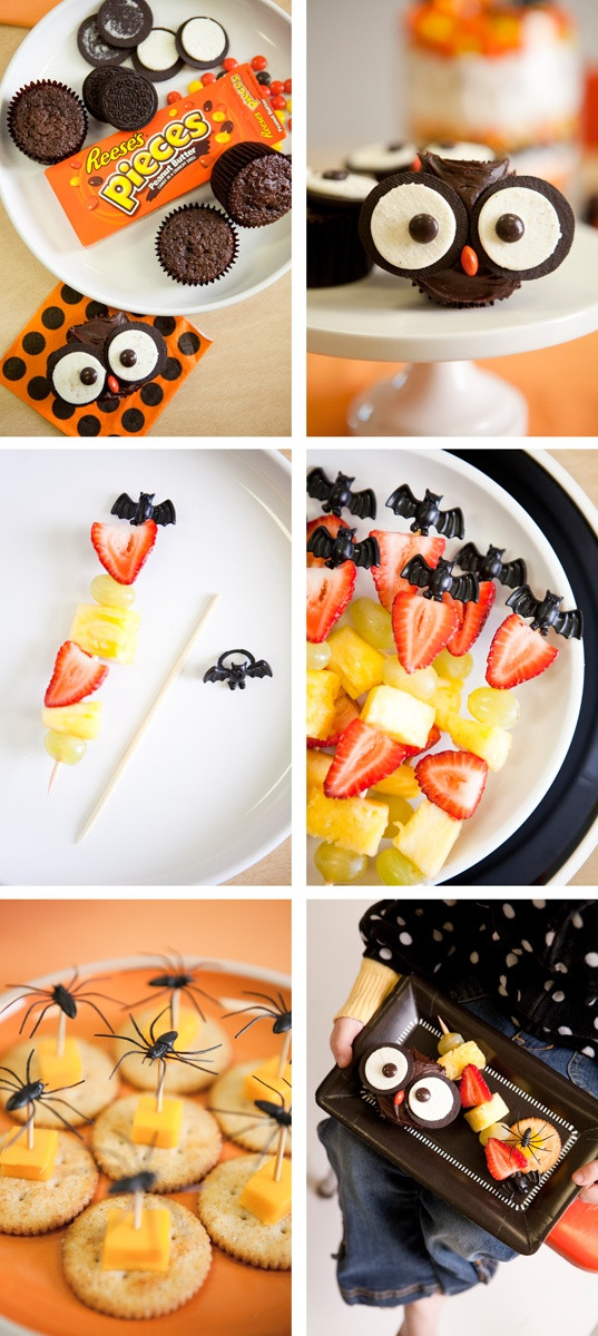 Halloween Party Snack Ideas  Pop Culture And Fashion Magic Easy Halloween food ideas