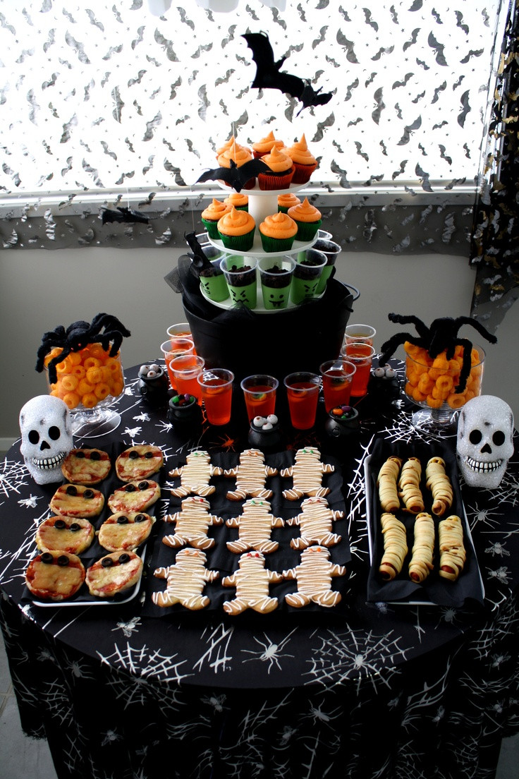 Halloween Party Snack Ideas  41 Halloween Food Decorations Ideas To Impress Your Guest