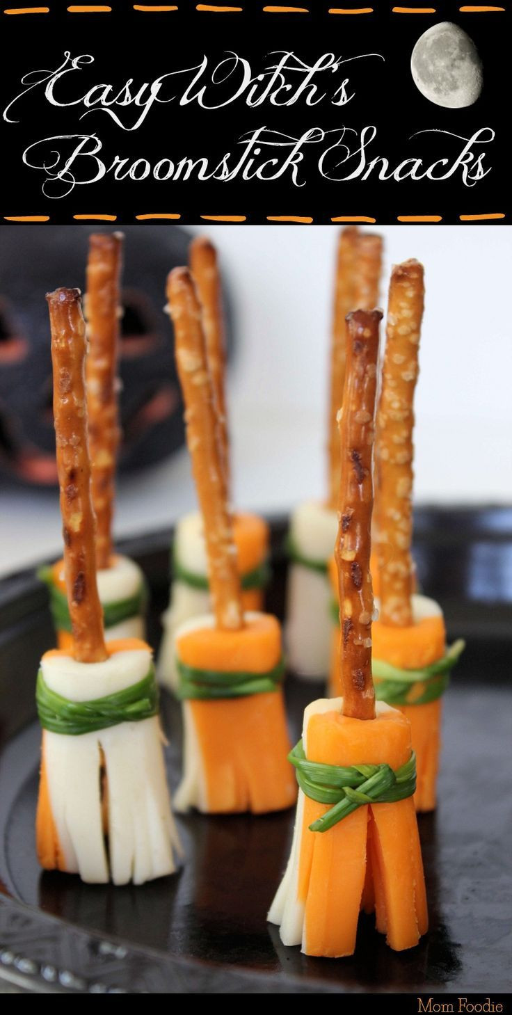 Halloween Party Snack Ideas  Best 25 Halloween party snacks ideas on Pinterest