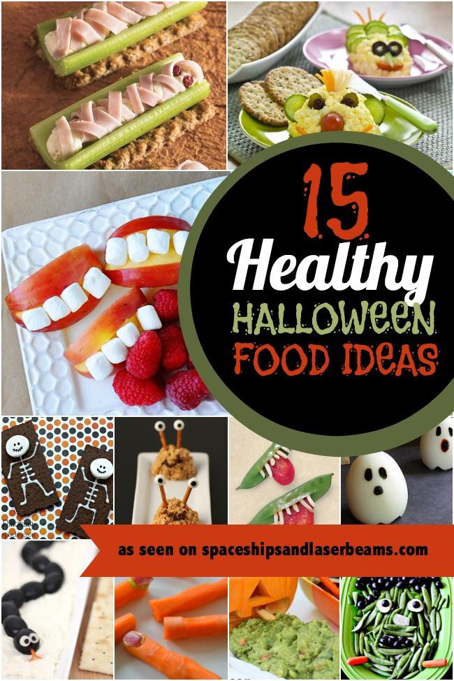 Halloween Party Snack Ideas  15 Kids Healthy Party Food Ideas for Halloween