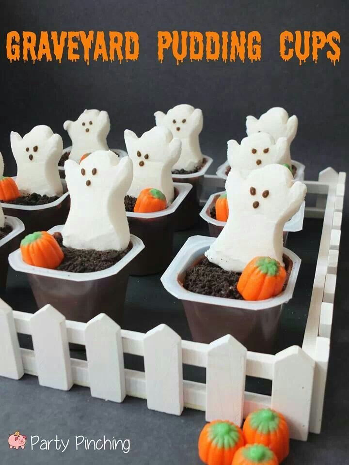 Halloween Party Snack Ideas  Halloween Classroom Crafts & Treats
