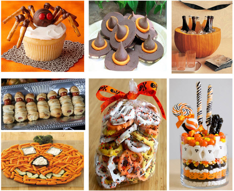 Halloween Party Snack Ideas  25 Chilling Halloween Food Ideas