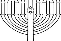 Hanukkah Coloring Pages Awesome Menorah with Happy Hanukkah Coloring Page Hanukkah