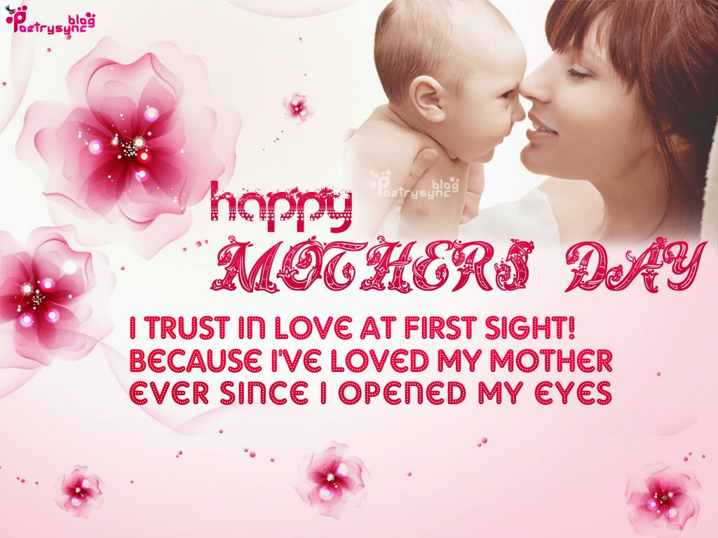 Happy 1St Mothers Day Quotes  First Mothers Day Quotes QuotesGram