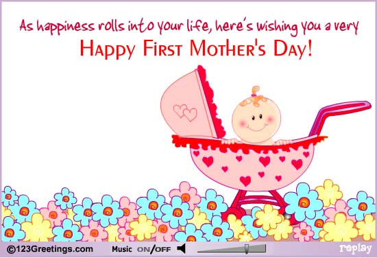 Happy 1St Mothers Day Quotes  Happy First Mothers Day Quotes QuotesGram