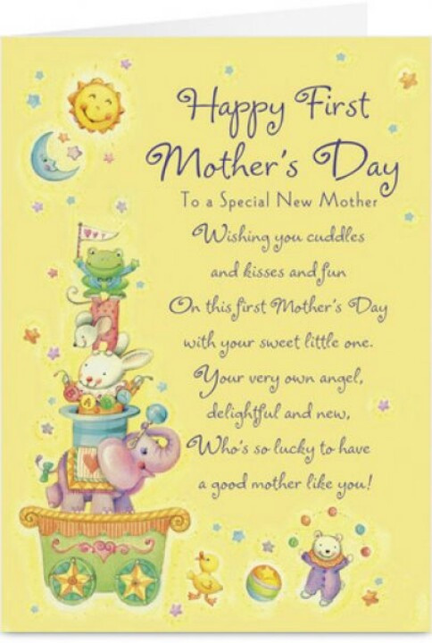 Happy 1St Mothers Day Quotes  First Mother s Day Quote Quotes