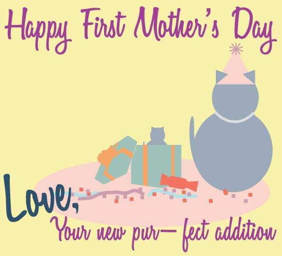 Happy 1St Mothers Day Quotes  Happy First Mother s Day s and for