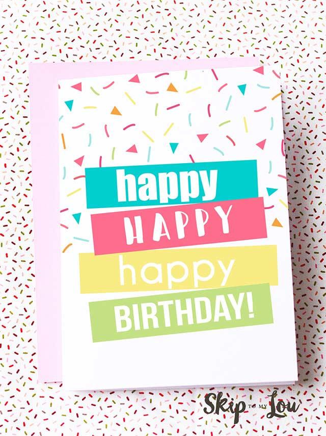 Happy Birthday Card Diy  30 Handmade Birthday Card Ideas