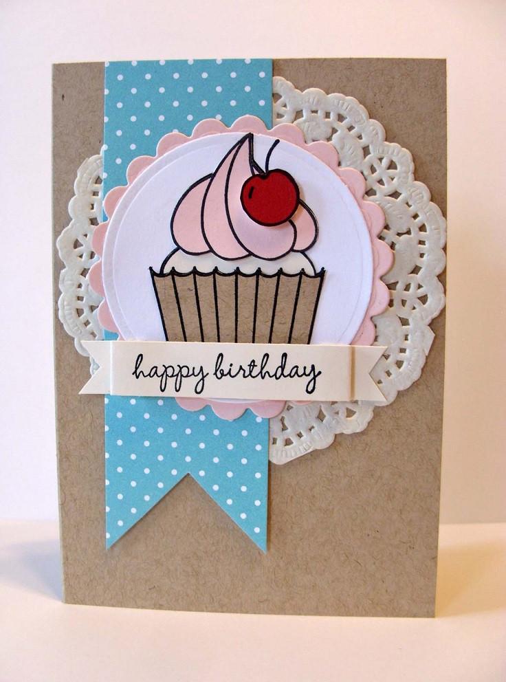 Happy Birthday Card Diy  Cute DIY Birthday Card Ideas