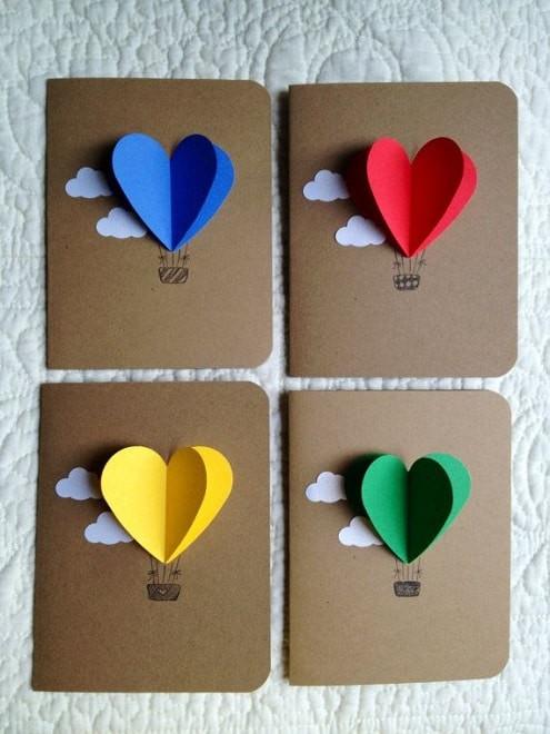 Happy Birthday Card Diy  32 Handmade Birthday Card Ideas and