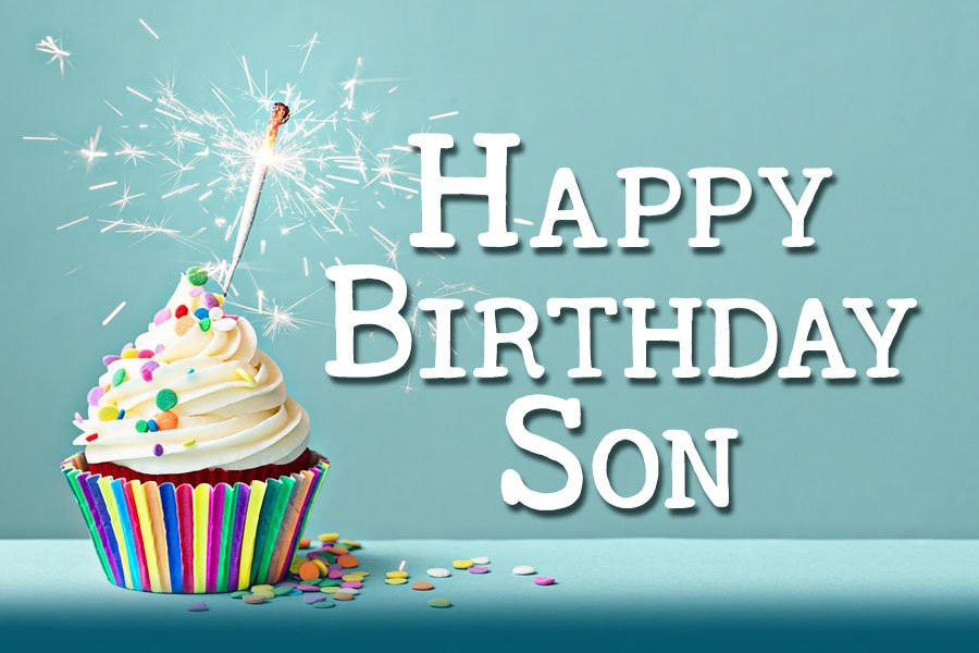 Happy Birthday Funny Son  Happy Birthday Son