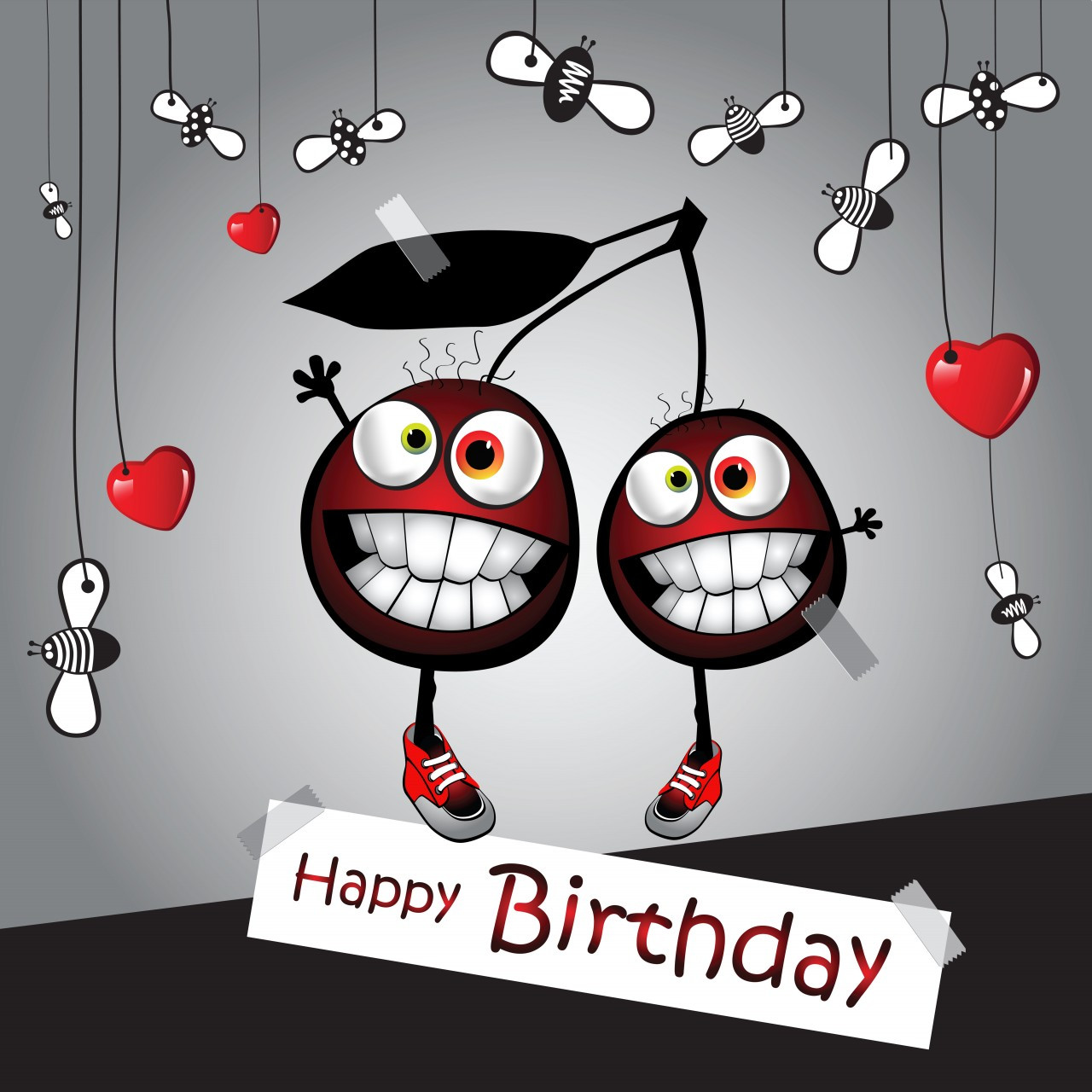 Happy Birthday Image Funny  Free Cute Birthday Cartoons Download Free Clip Art Free