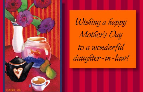 Happy Mothers Day Mother In Law Quotes  Happy Mothers Day Daughter In Law Quotes QuotesGram