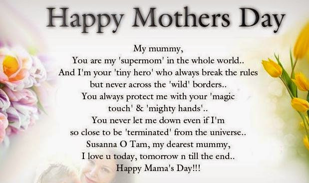 Happy Mothers Day Mother In Law Quotes  Happy mothers day quotes from daughter in law