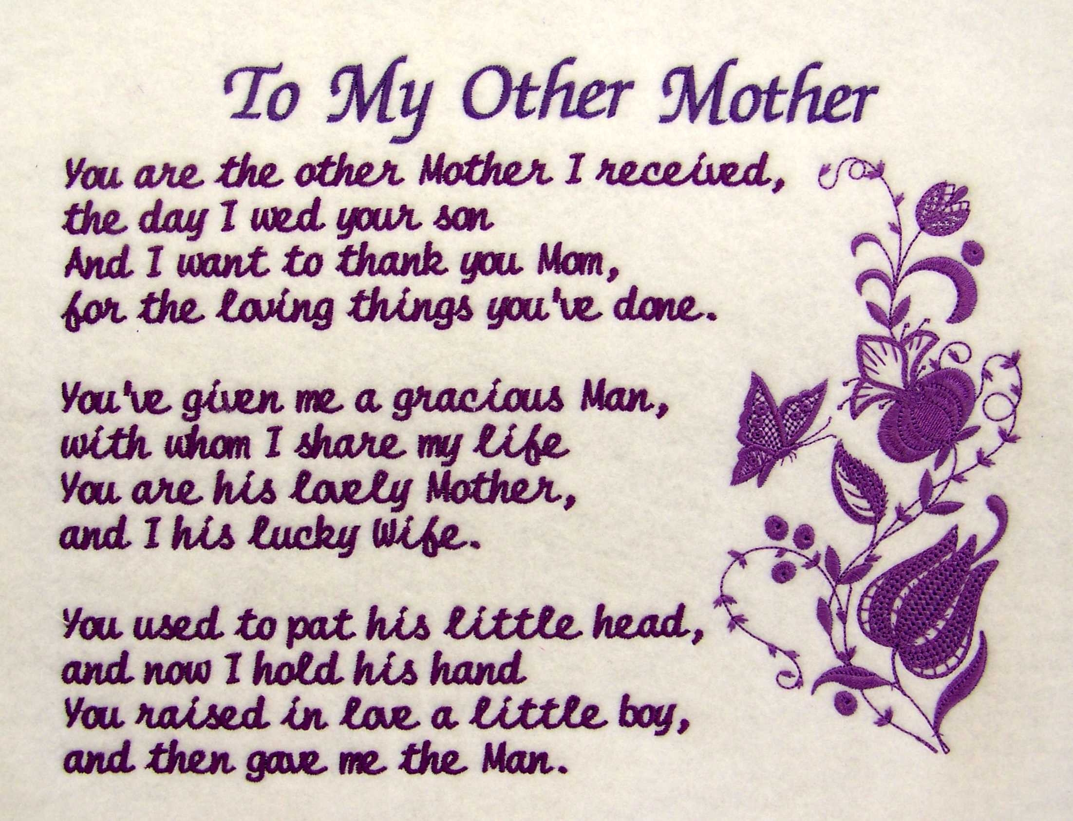 Happy Mothers Day Mother In Law Quotes  Mother In Law Quotes Nice QuotesGram