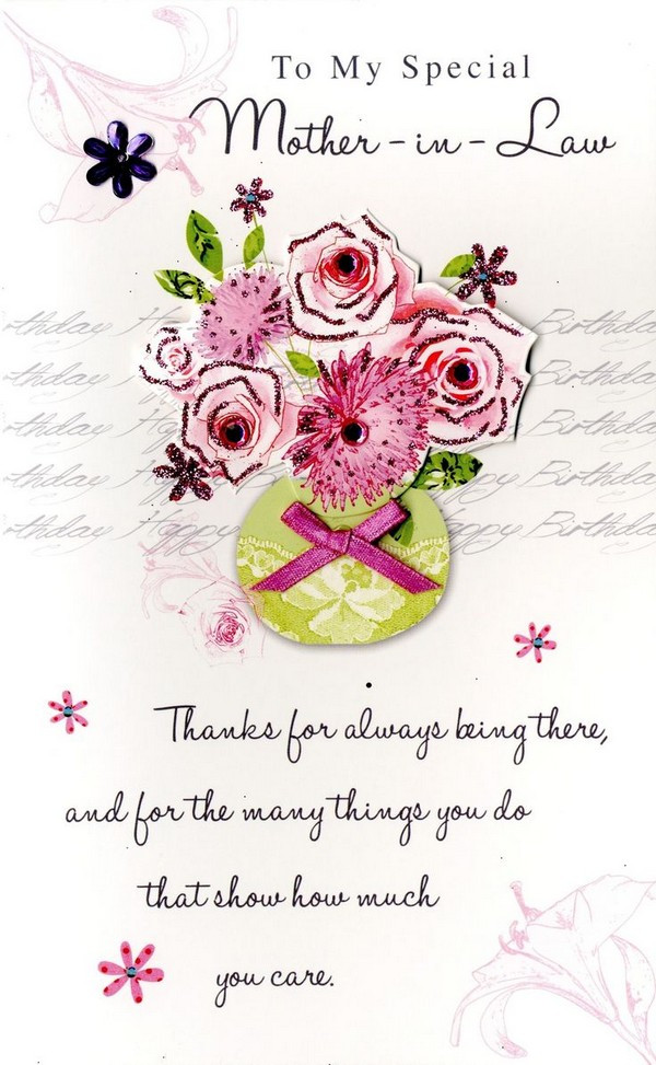 Happy Mothers Day Mother In Law Quotes  47 Happy Birthday Mother in Law Quotes My Happy Birthday