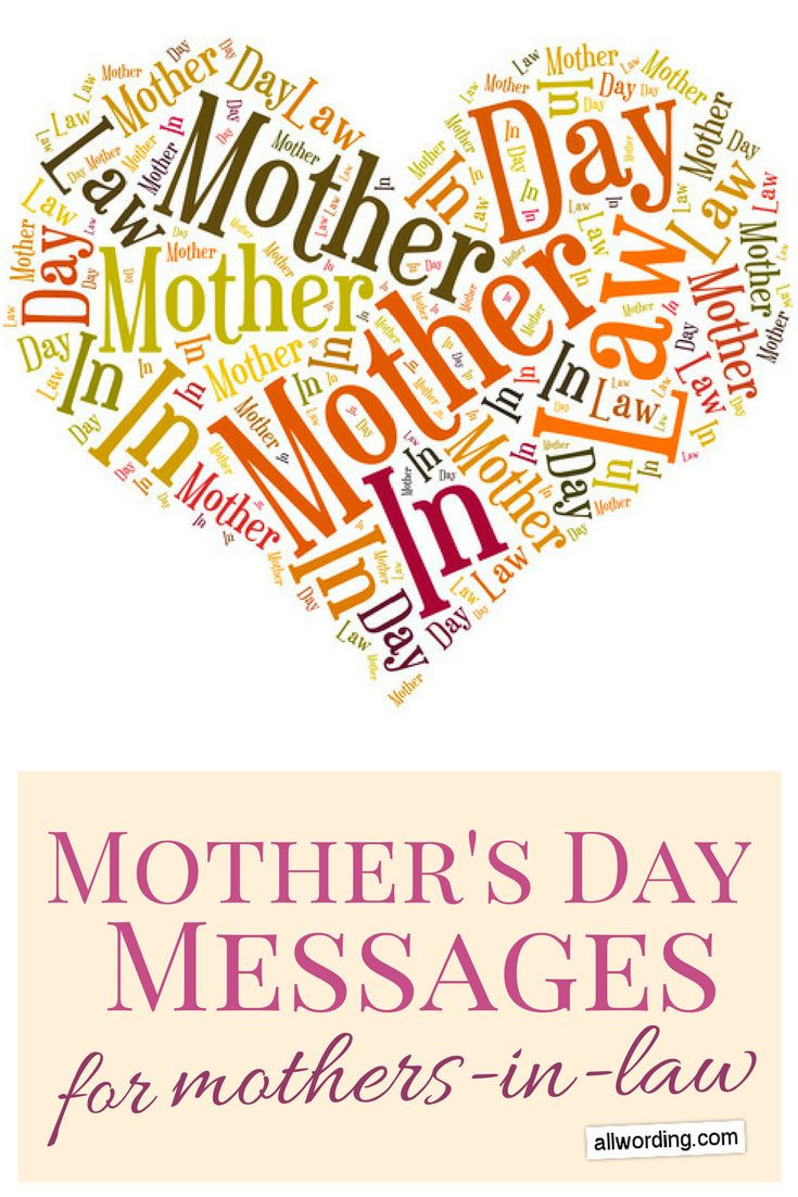 Happy Mothers Day Mother In Law Quotes  84 best All AllWording images on Pinterest