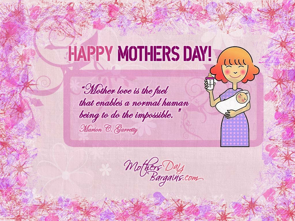 Happy Mothers Day To All Mothers Quotes  The 35 All Time Best Happy Mothers Day Quotes