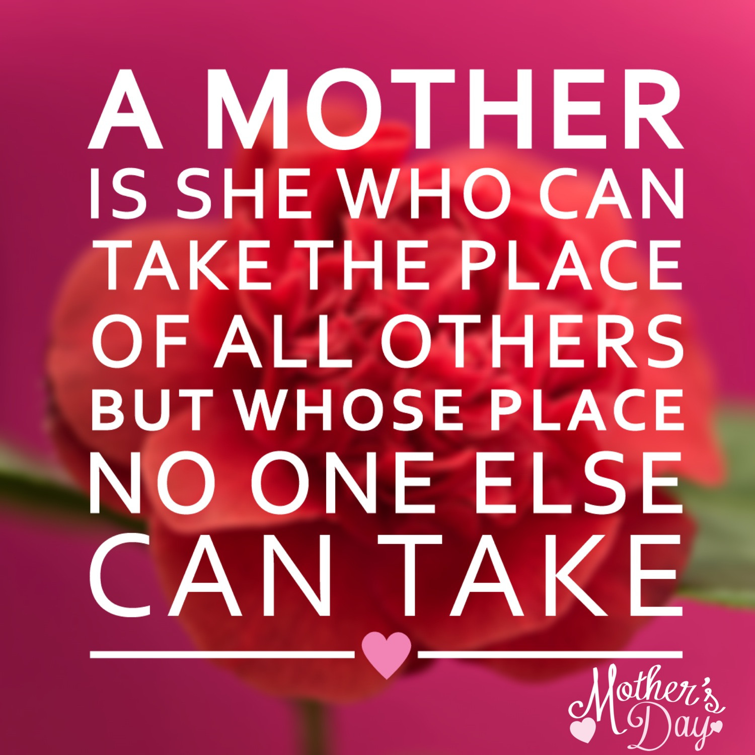 Happy Mothers Day To All Mothers Quotes  Motherhood