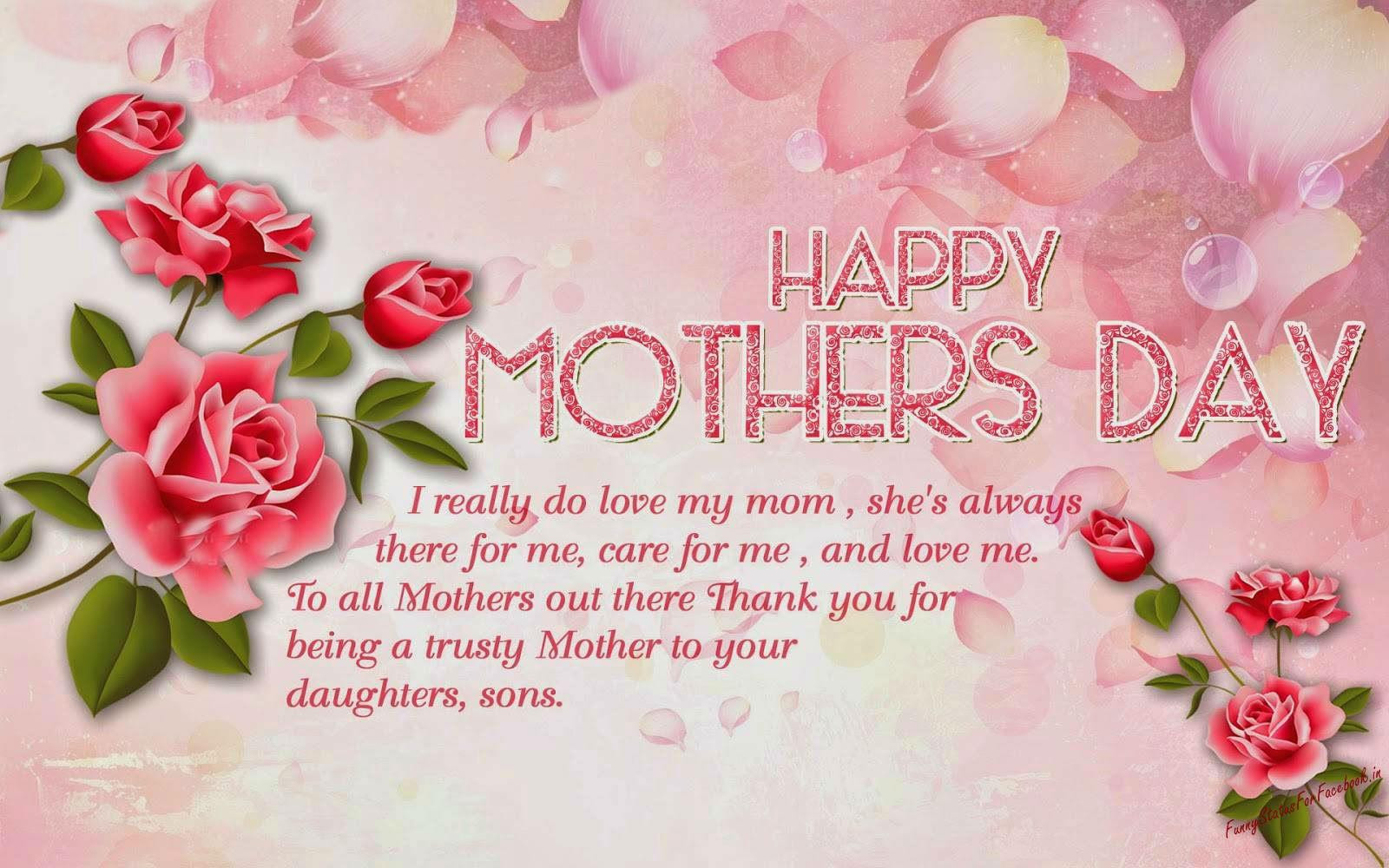 Happy Mothers Day To All Mothers Quotes  Happy Mother s Day Quotes for my best Friend
