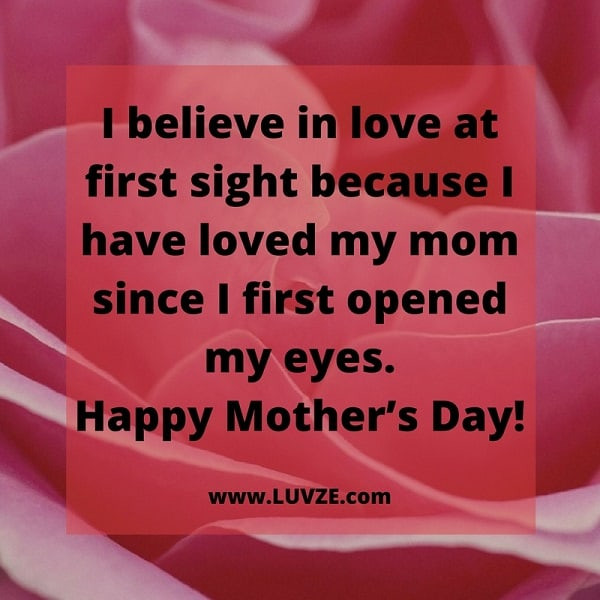 Happy Mothers Day To All Mothers Quotes  120 Happy Mother s Day Quotes Card Messages Sayings & Wishes