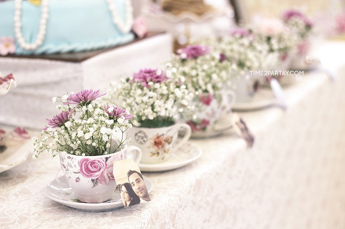 High Tea Party Ideas  Kara s Party Ideas Afternoon Tea Bridal Shower