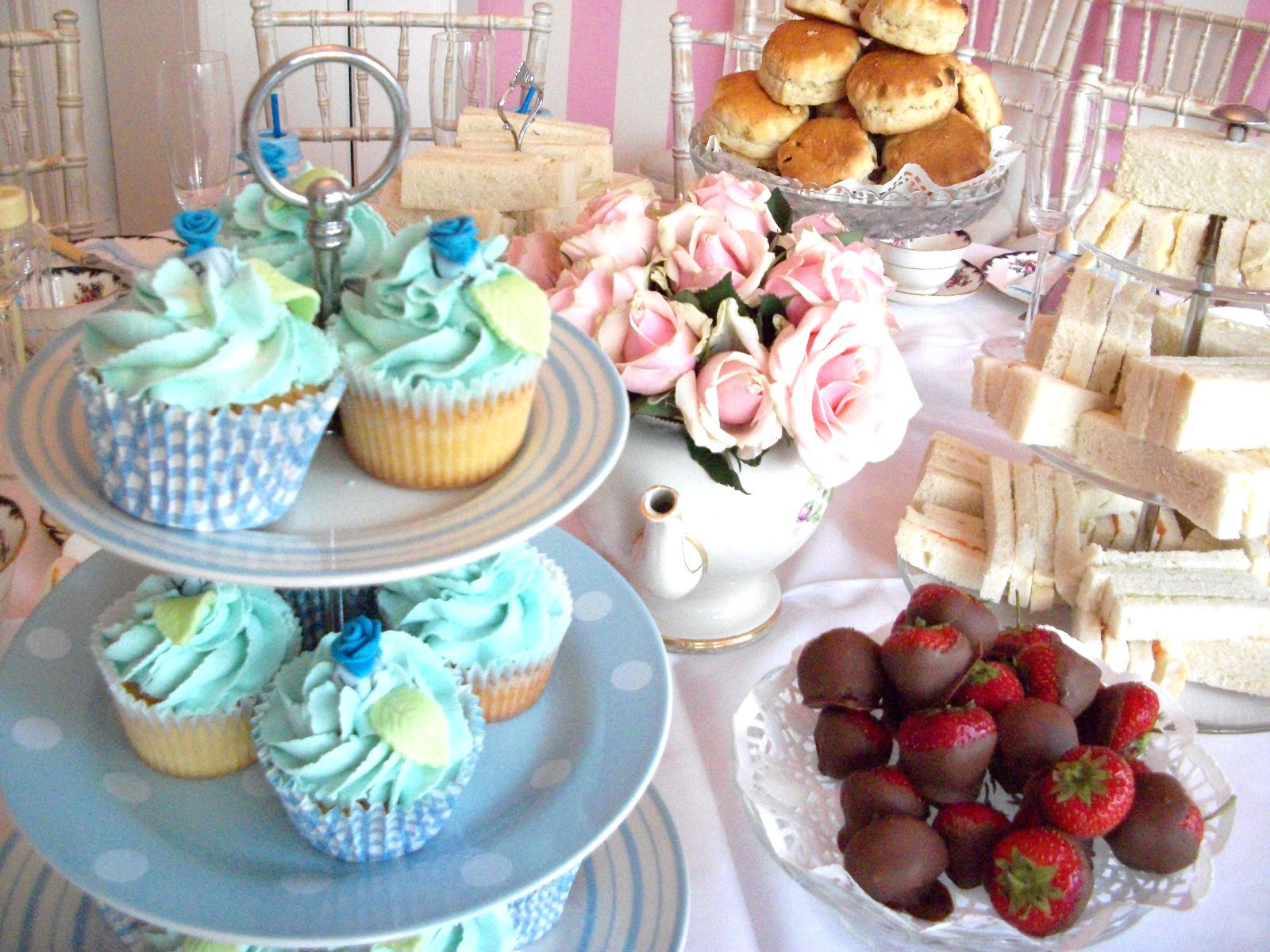 High Tea Party Ideas  Les Enfants Stylish Children s Parties Blog Real Party