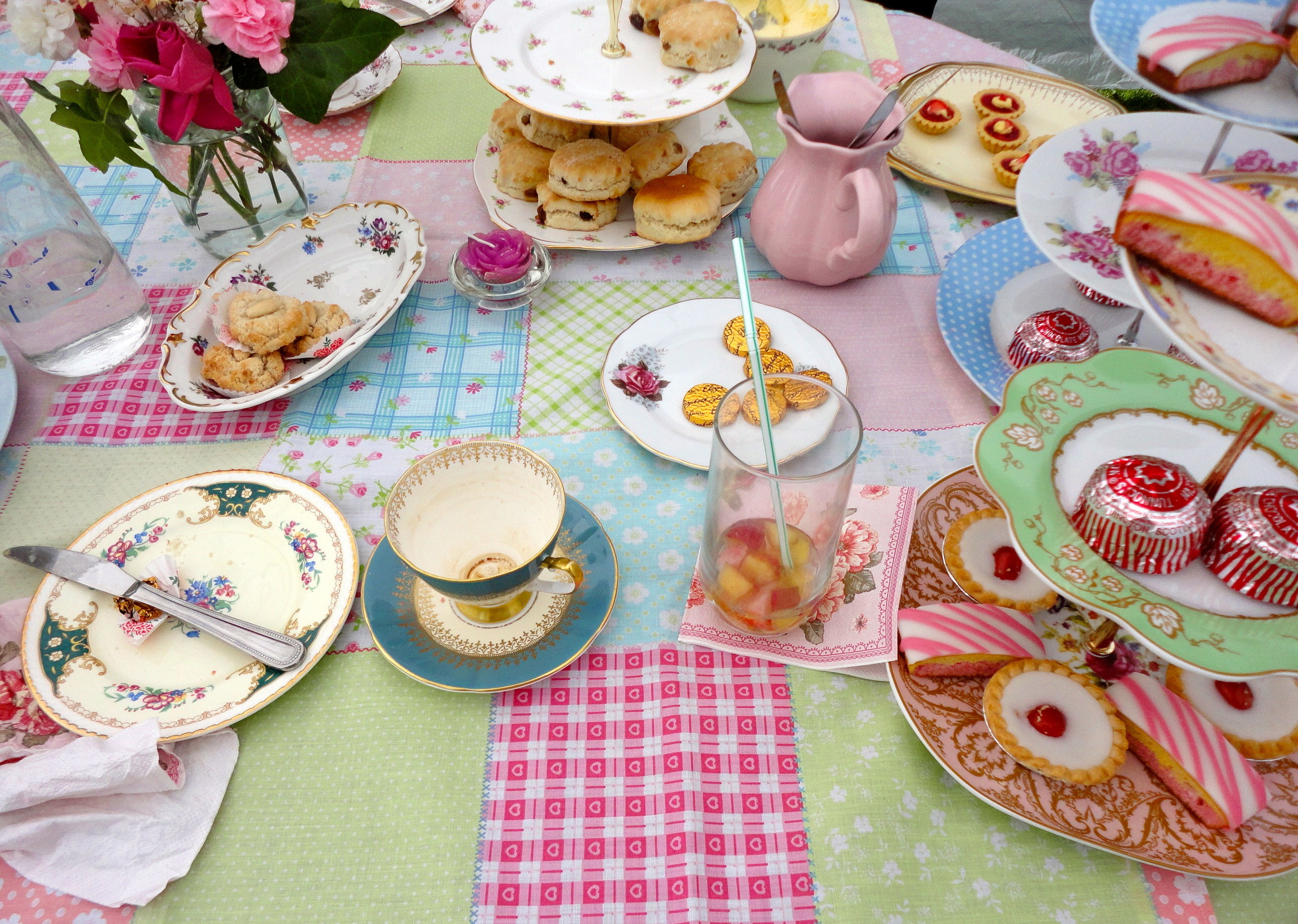 High Tea Party Ideas  Charity Tea Party For Sue Ryder – Henley Nettlebed