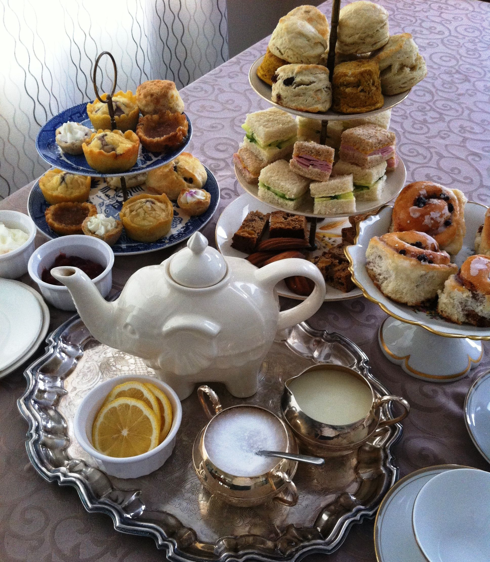 High Tea Party Ideas  Afternoon Tea on Pinterest