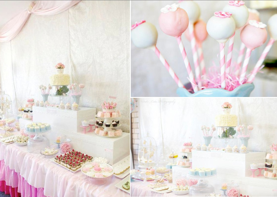 High Tea Party Ideas  Kara s Party Ideas La s Girl Shabby Vintage High Tea