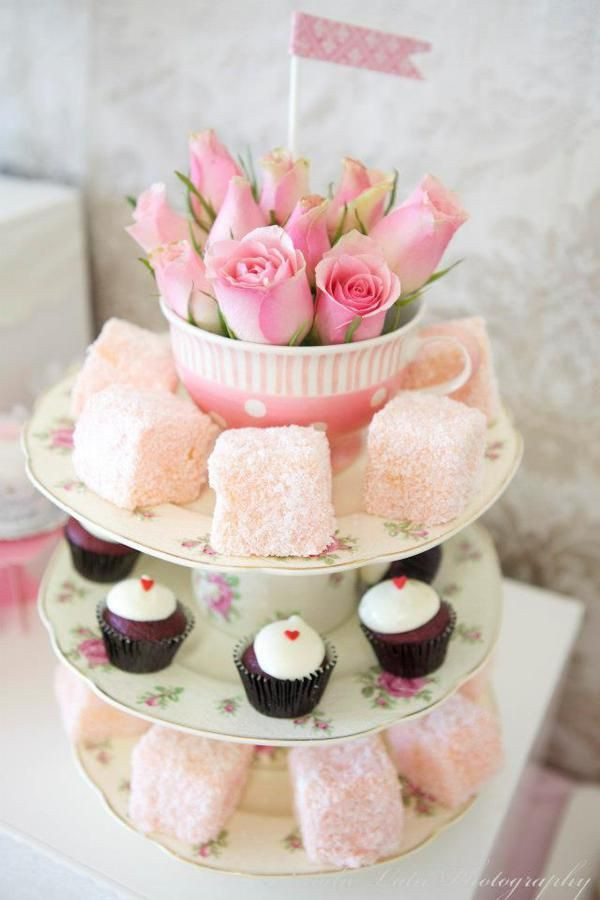 High Tea Party Ideas  La s Girl Shabby Vintage High Tea Party Planning Ideas