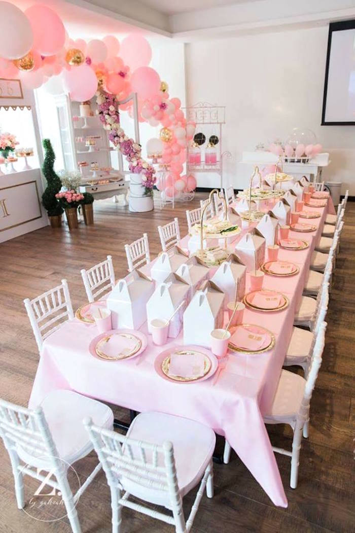 High Tea Party Ideas  Kara s Party Ideas High Tea Birthday Party