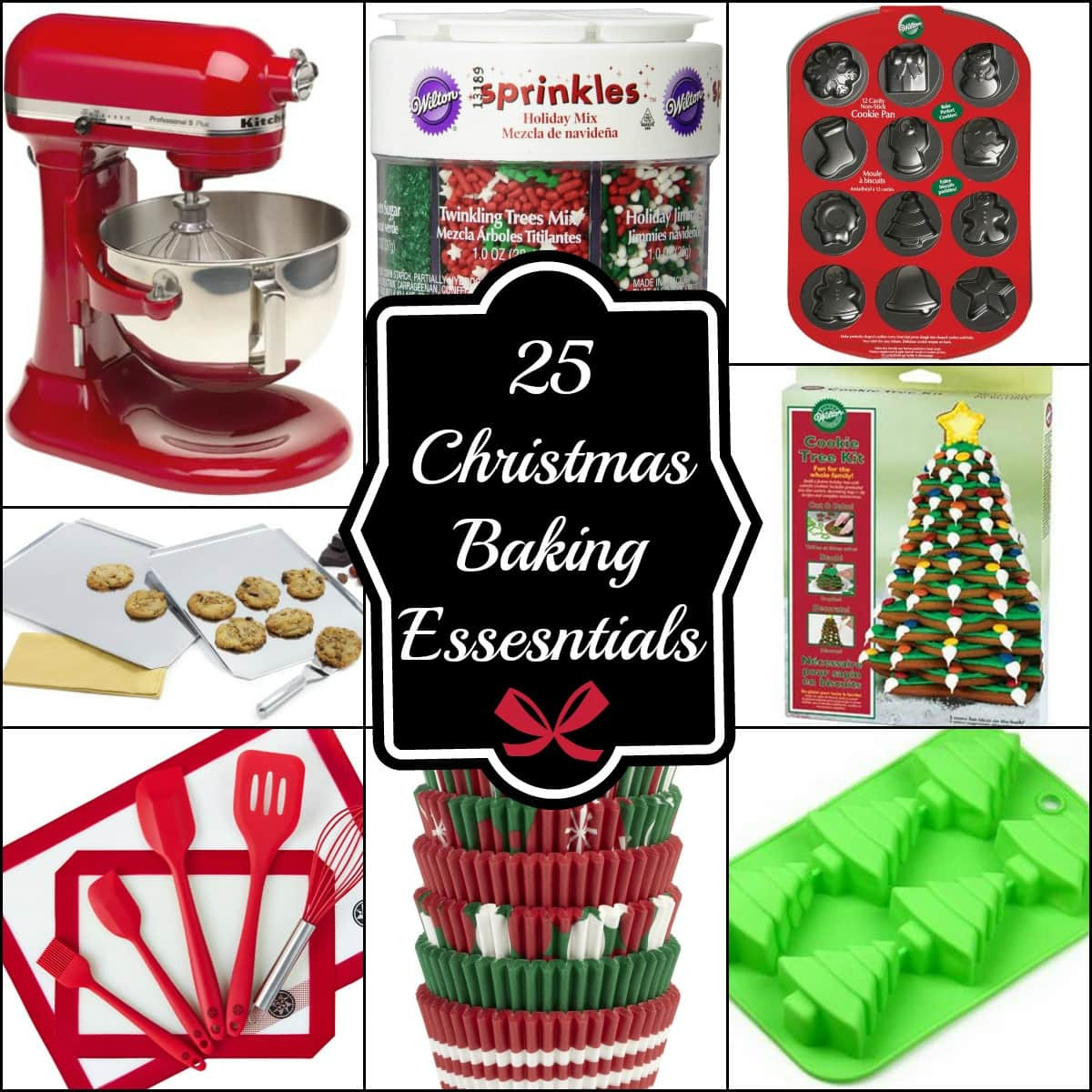 Holiday Baking Gift Ideas  25 Christmas Baking Essentials and Baking Gift Ideas