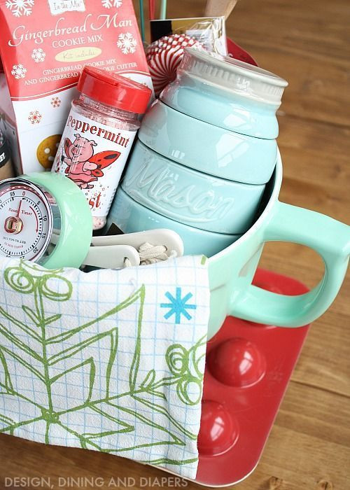 Holiday Baking Gift Ideas  17 Best ideas about Baking Gift Baskets on Pinterest