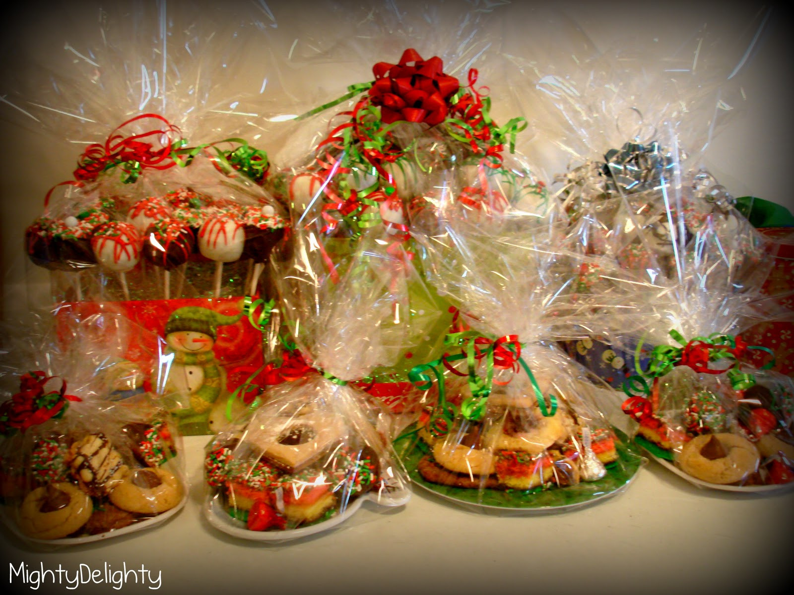 Holiday Cookies Gift Ideas  Mighty Delighty December 2011