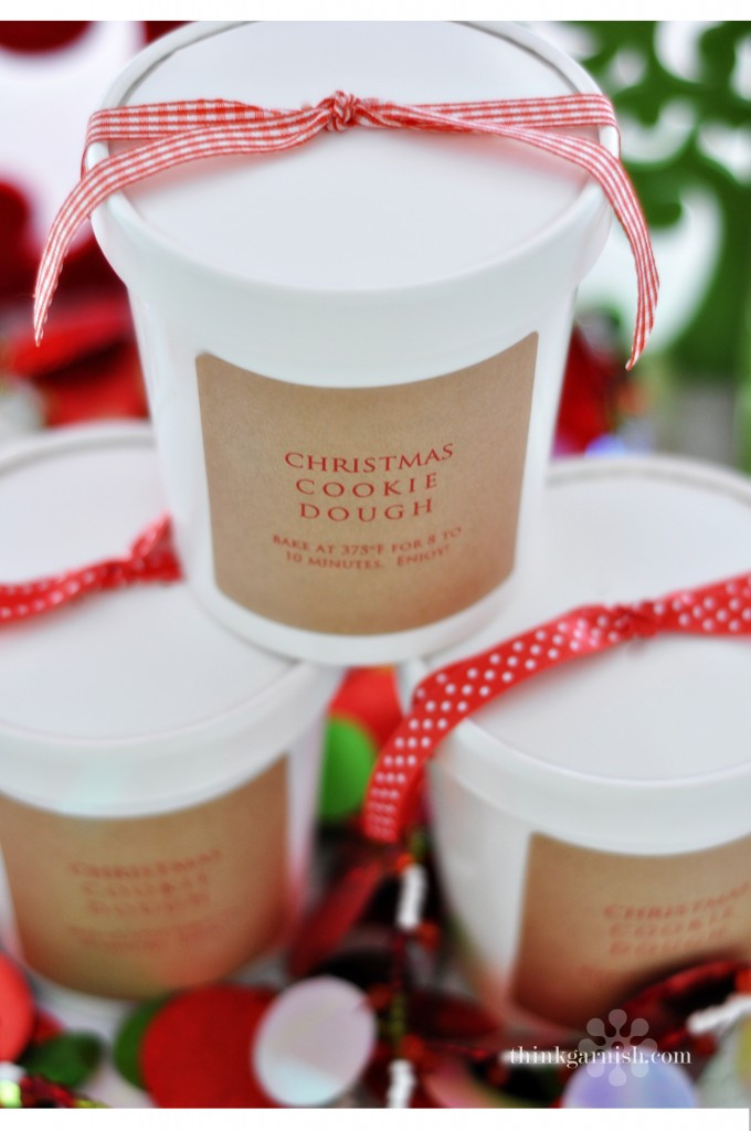 Holiday Cookies Gift Ideas  Too Stinkin Cute Day 12 Neighbor Gift Ideas