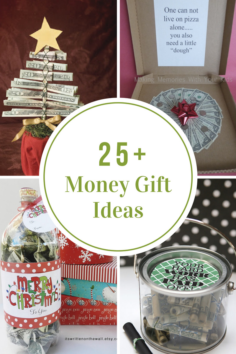 Holiday Gift Giving Ideas  Creative Ways to Give Money as a Gift The Idea Room