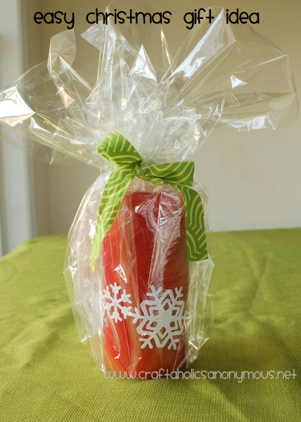Holiday Gift Giving Ideas  handmade christmas t idea lifestyle crafts discount