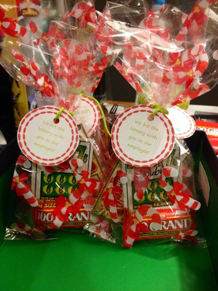 Holiday Gift Ideas For Staff  103 best Employee appreciation ideas images on Pinterest